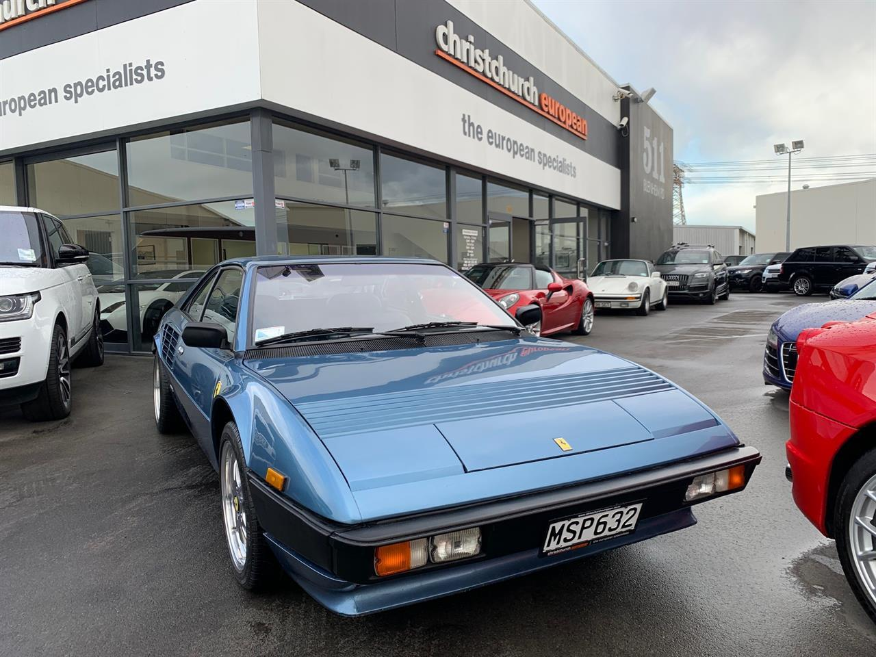 image-1, 1982 Ferrari Mondial 8 4 Seater Coupe at Christchurch