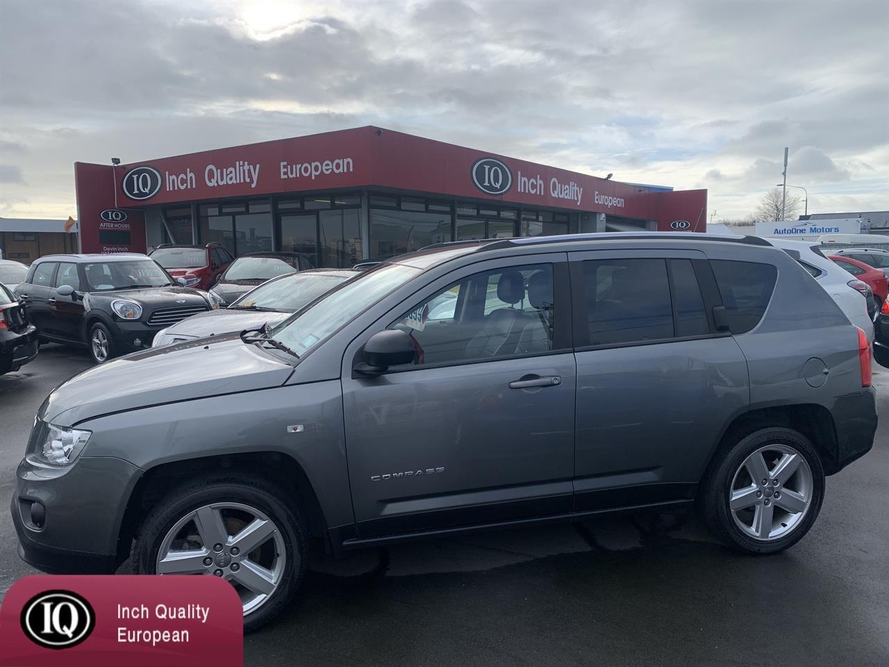 image-3, 2013 Jeep Compass 2.4 NZ NEW 4WD at Christchurch