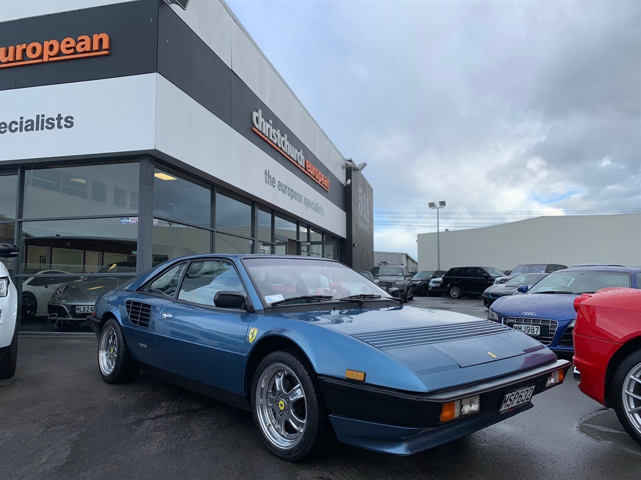 image-0, 1982 Ferrari Mondial 8 4 Seater Coupe at Christchurch