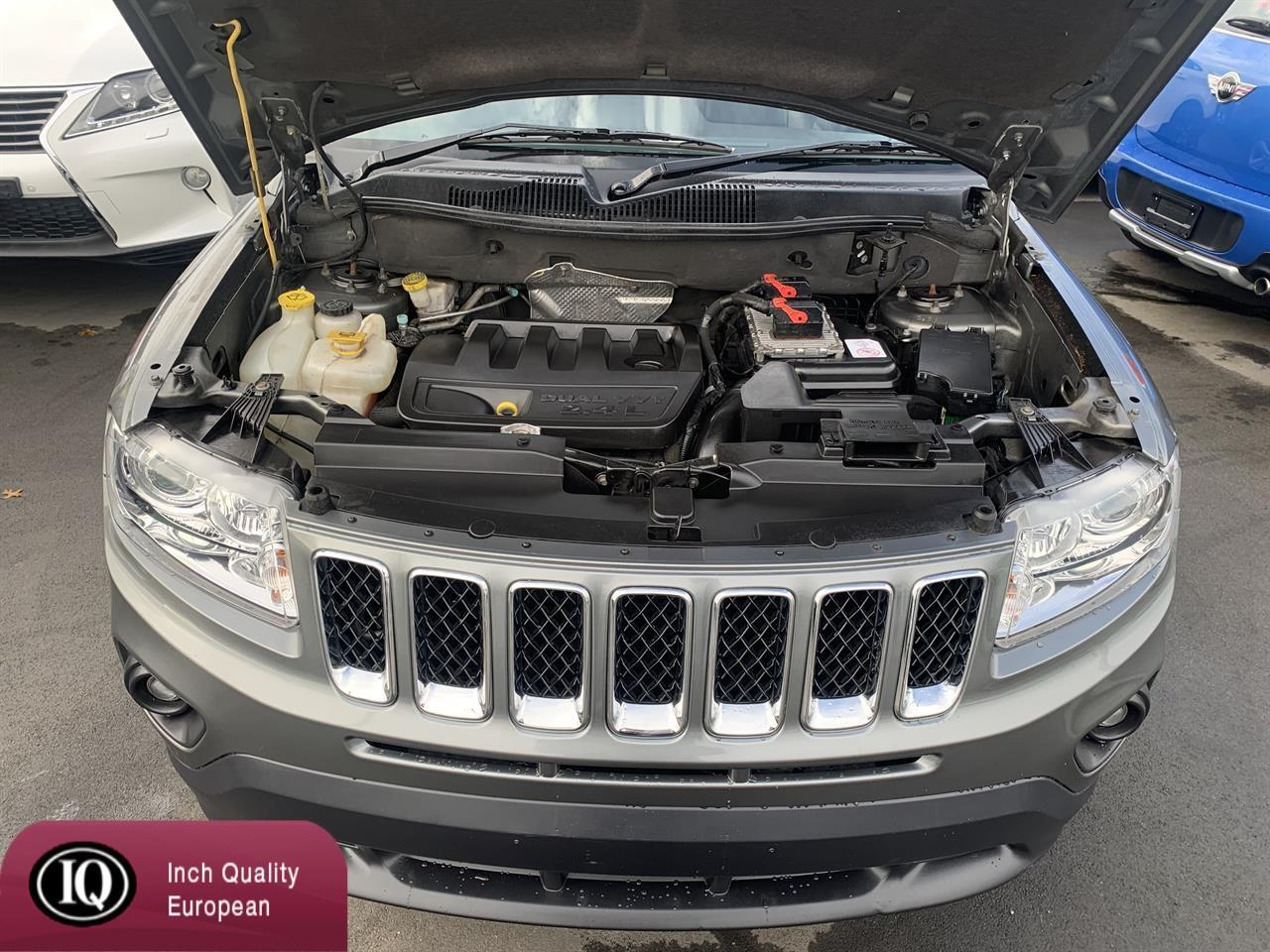 image-13, 2013 Jeep Compass 2.4 NZ NEW 4WD at Christchurch