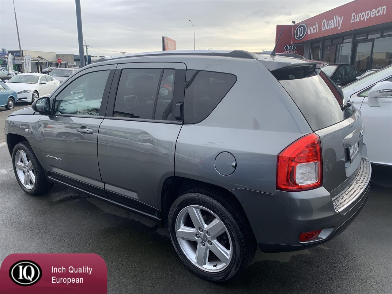 image-4, 2013 Jeep Compass 2.4 NZ NEW 4WD at Christchurch
