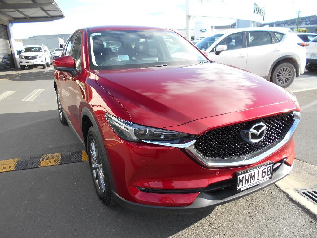 image-1, 2018 Mazda CX-5 GSX DSL 2.2D/4WD/6AT at Dunedin