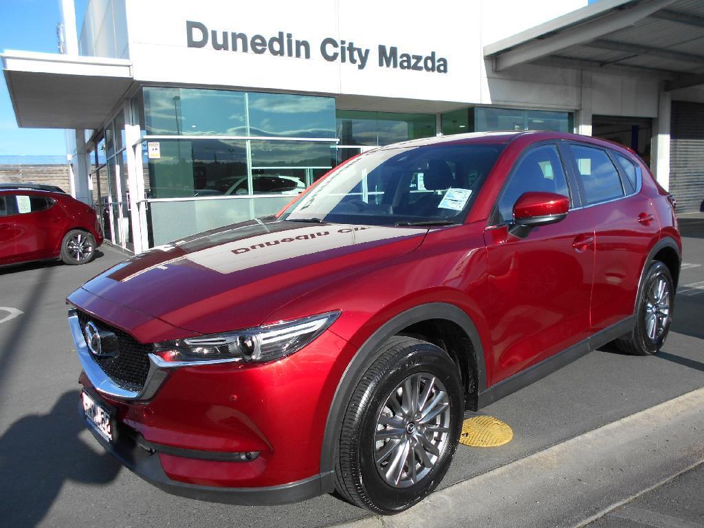 image-0, 2018 Mazda CX-5 GSX DSL 2.2D/4WD/6AT at Dunedin