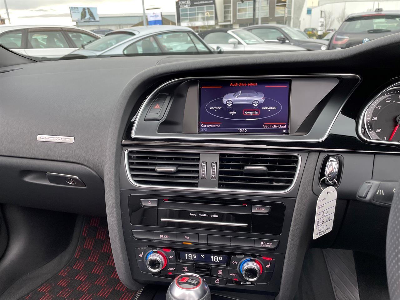image-9, 2013 Audi RS5 4.2 V8 FSI Facelift Convertible at Christchurch