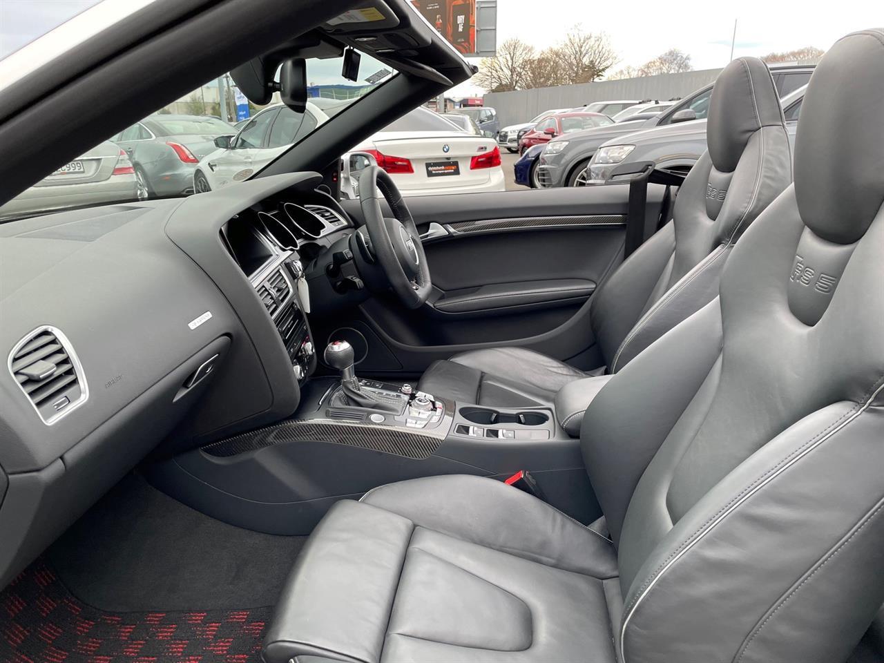 image-5, 2013 Audi RS5 4.2 V8 FSI Facelift Convertible at Christchurch