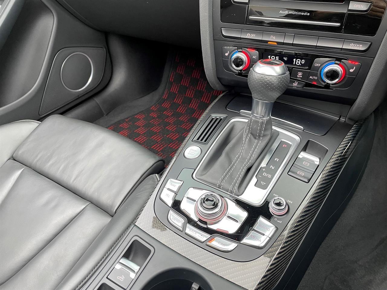 image-10, 2013 Audi RS5 4.2 V8 FSI Facelift Convertible at Christchurch