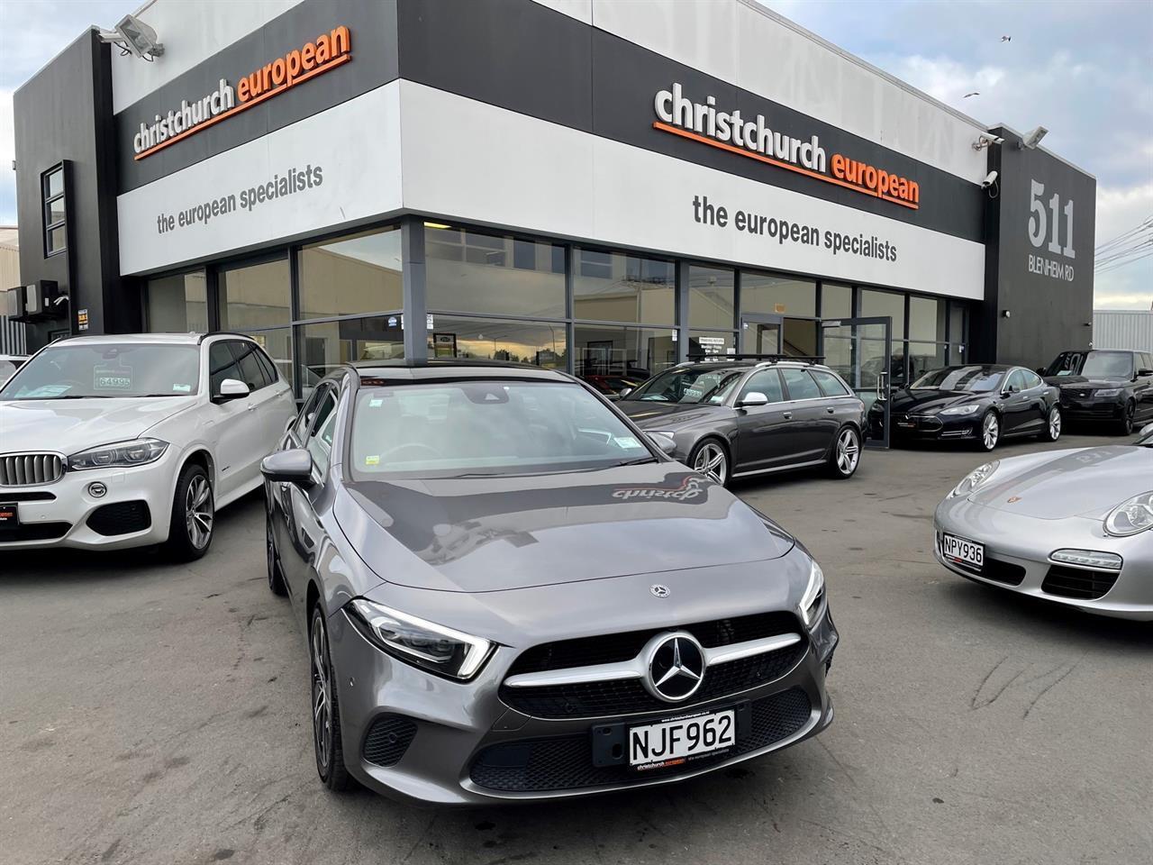 image-1, 2019 MercedesBenz A180 1.3T 7 Speed New Model at Christchurch