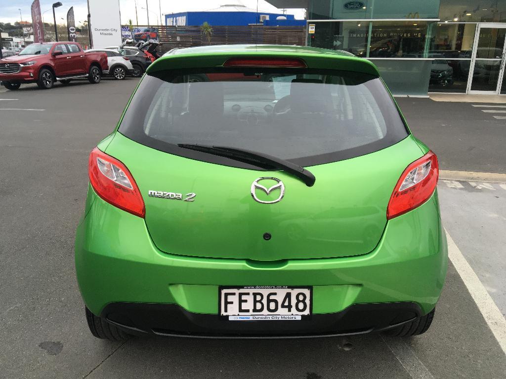 image-3, 2009 Mazda 2 SPORT 5 DR 1.5 automatic at Dunedin