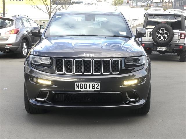 image-5, 2016 Jeep Grand Cherokee SRT 6.4Lt Petrol at Christchurch