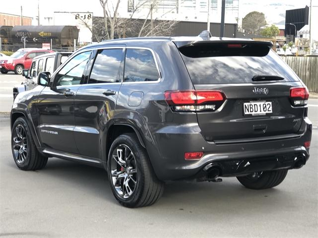 image-1, 2016 Jeep Grand Cherokee SRT 6.4Lt Petrol at Christchurch