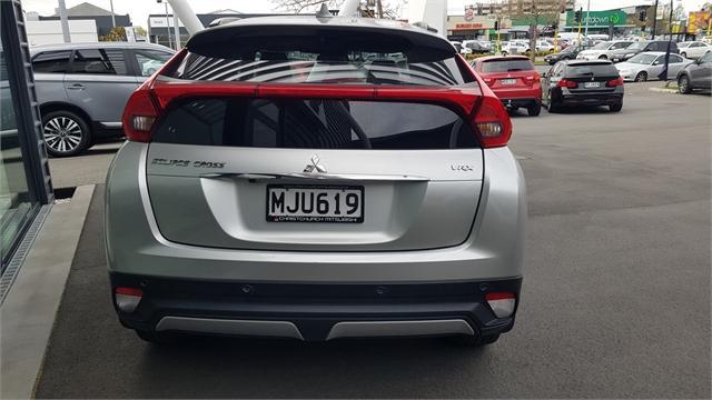 image-4, 2019 Mitsubishi Eclipse Cross Vrx 1.5P/8Cvt at Christchurch