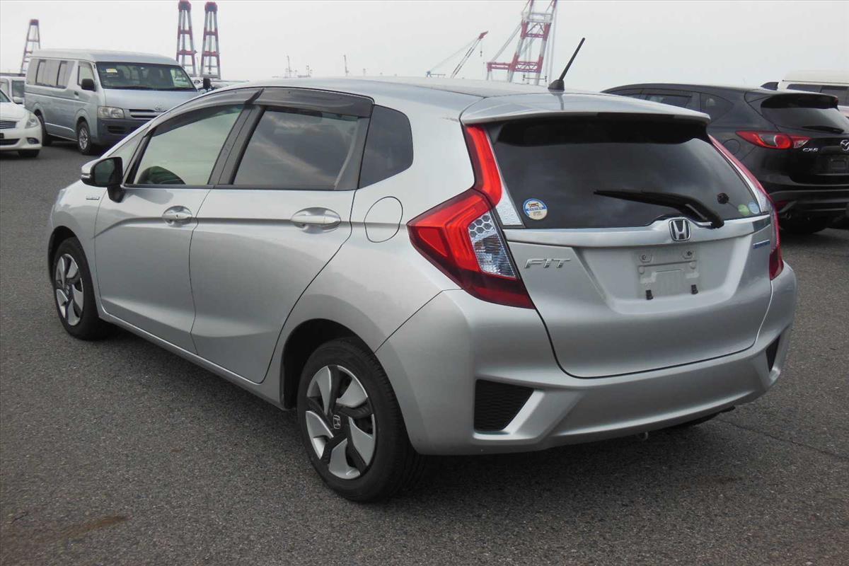 image-2, 2015 Honda Fit Hybrid No Deposit Finance at Dunedin