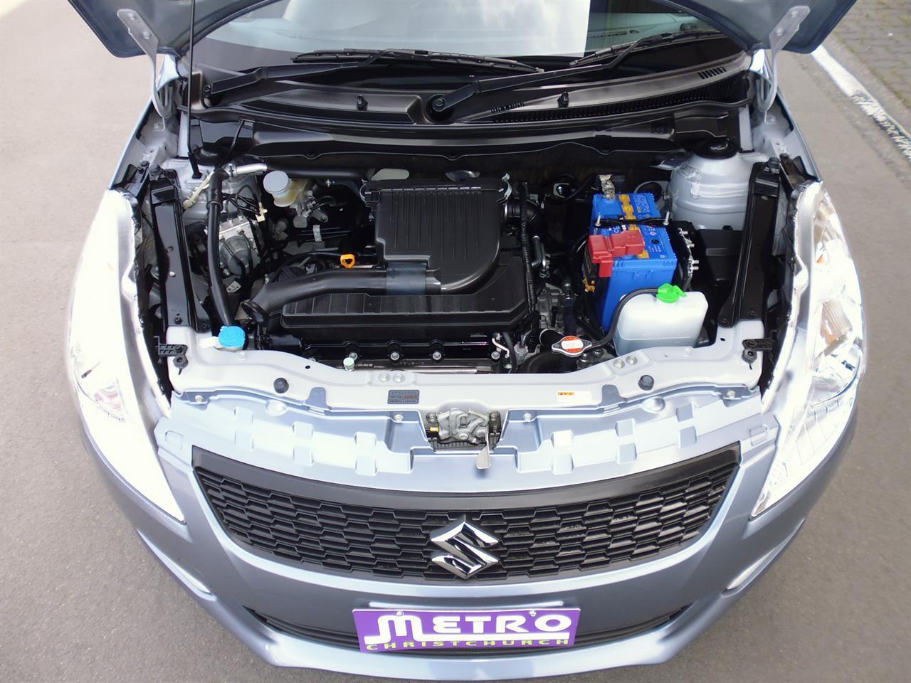 image-12, 2015 Suzuki Swift XG at Christchurch