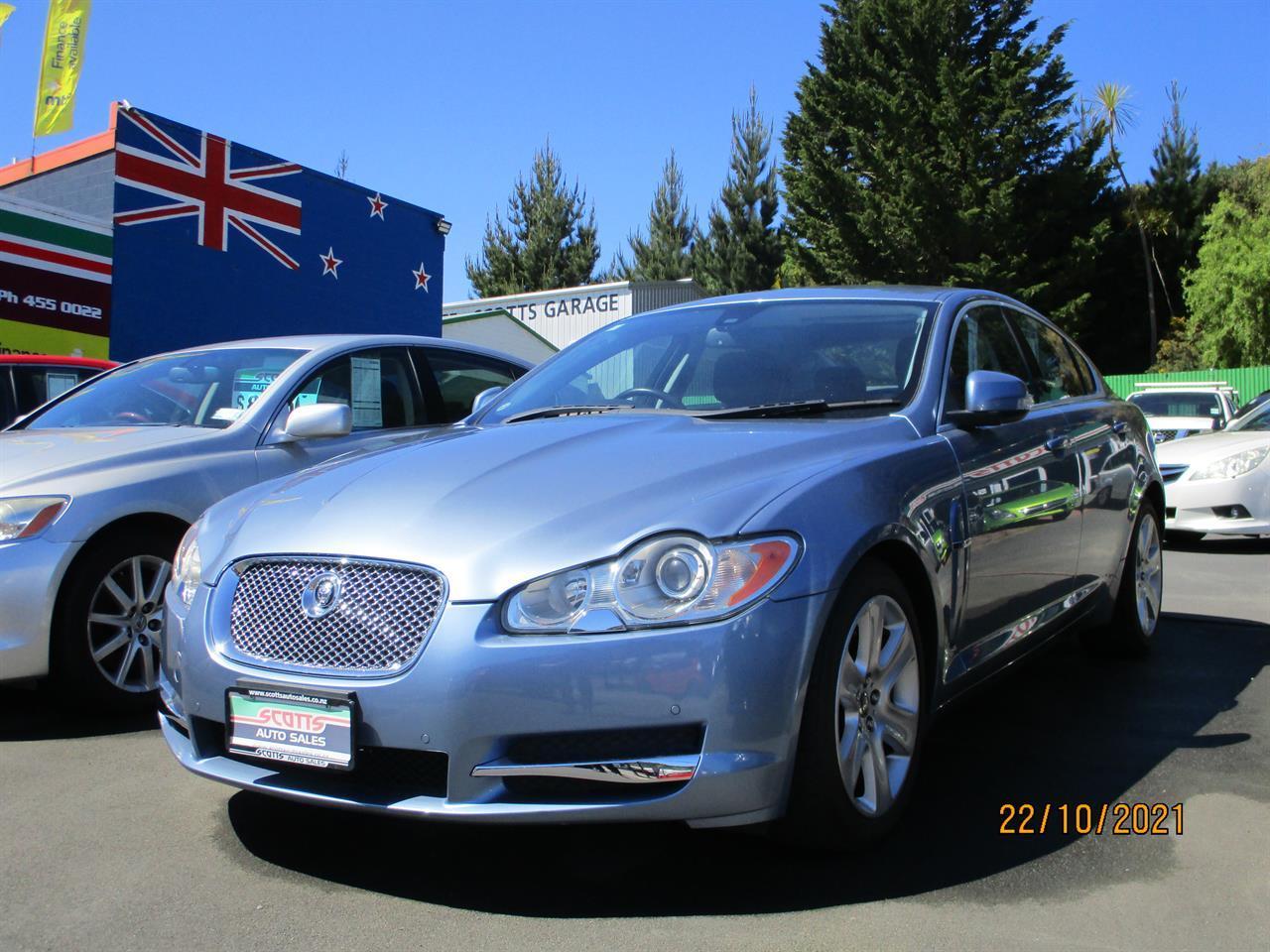 image-0, 2010 Jaguar XF Prem.Lux.3.0 V6 at Dunedin