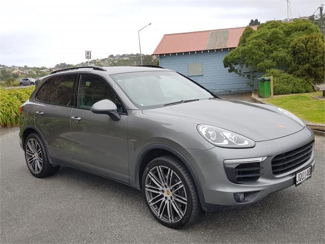 image-0, 2016 Porsche Cayenne Diesel at Dunedin
