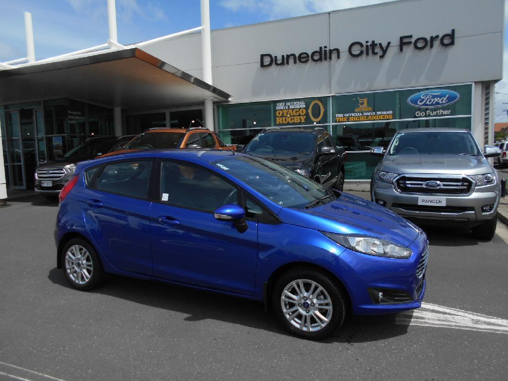 image-0, 2014 Ford FIESTA TREND 1.5 Petrol hatch auto at Dunedin