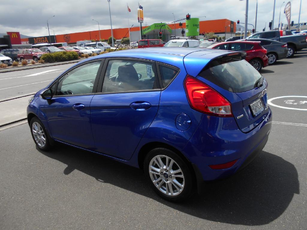 image-6, 2014 Ford FIESTA TREND 1.5 Petrol hatch auto at Dunedin