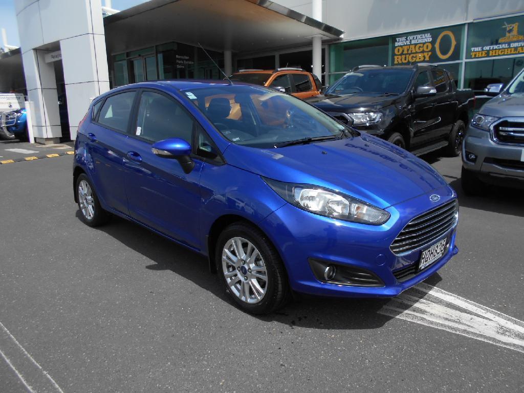 image-1, 2014 Ford FIESTA TREND 1.5 Petrol hatch auto at Dunedin