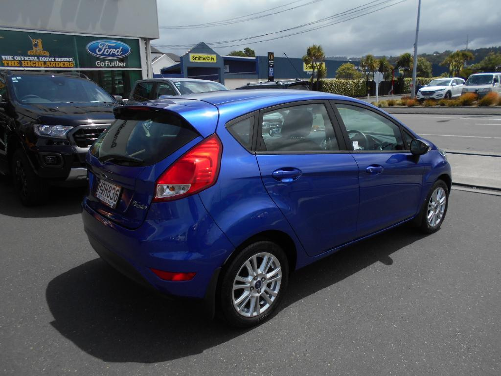 image-4, 2014 Ford FIESTA TREND 1.5 Petrol hatch auto at Dunedin