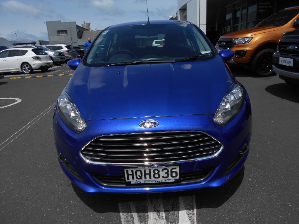 image-3, 2014 Ford FIESTA TREND 1.5 Petrol hatch auto at Dunedin