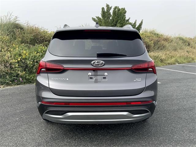 image-3, 2021 Hyundai Santa Fe 2.5P Elite AWD TM 7S at Dunedin
