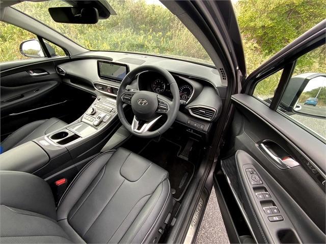 image-10, 2021 Hyundai Santa Fe 2.5P Elite AWD TM 7S at Dunedin