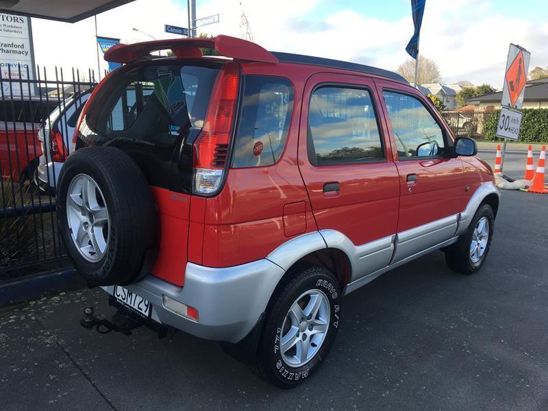 image-2, 2005 Daihatsu Terios TRS 4WD at Christchurch