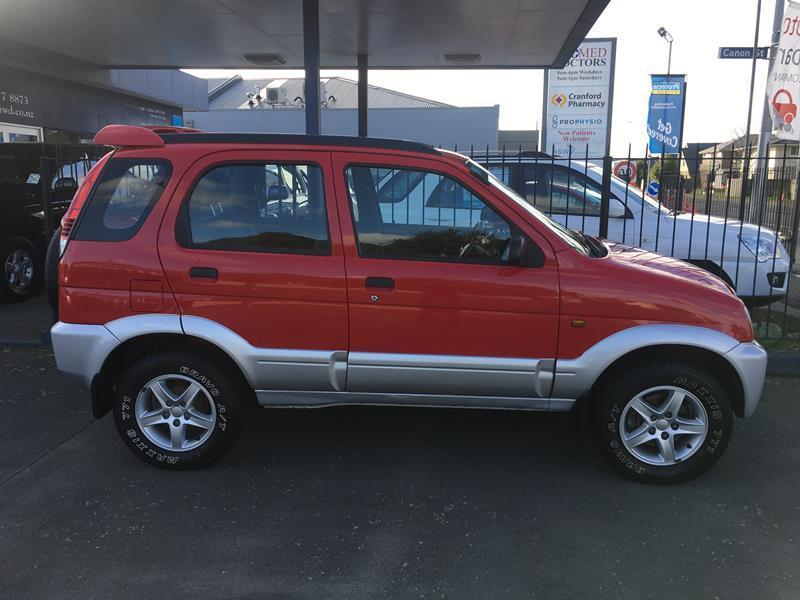 image-1, 2005 Daihatsu Terios TRS 4WD at Christchurch