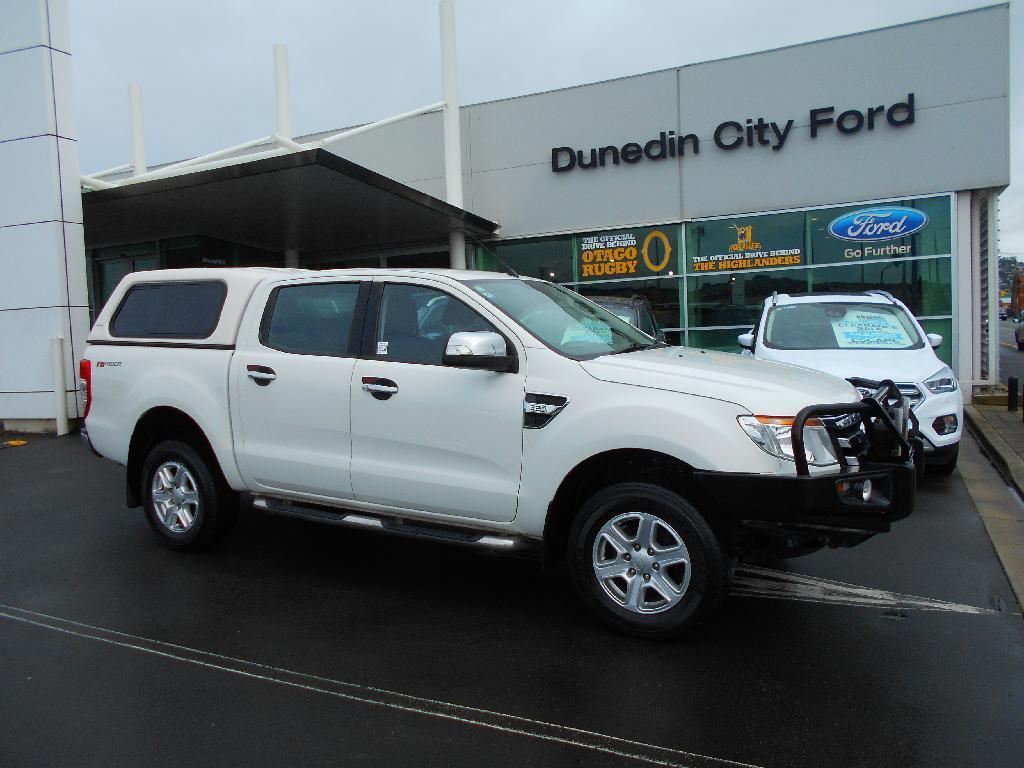 image-0, 2014 Ford RANGER XLT 3.2 D/Cab 2wd Auto at Dunedin