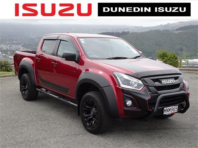 image-0, 2019 Isuzu D-Max LS 4WD Auto Shadow Edition at Dunedin