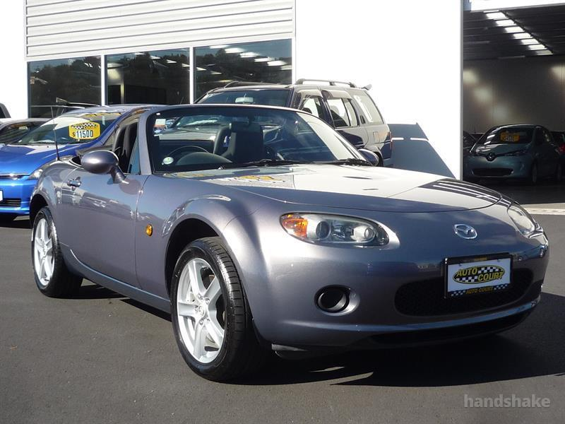 image-8, 2006 MAZDA ROADSTER at Dunedin