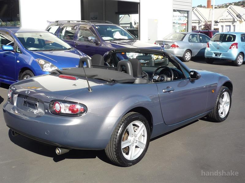 image-11, 2006 MAZDA ROADSTER at Dunedin