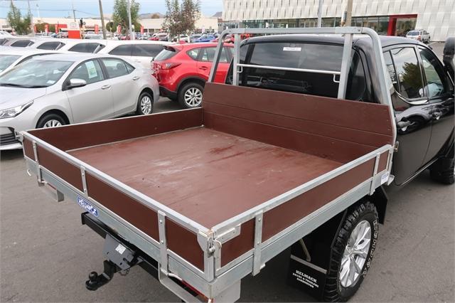 image-6, 2014 Mitsubishi Triton GL 2.5D Flat Deck 4WD at Christchurch