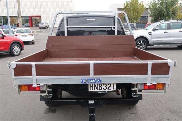 image-5, 2014 Mitsubishi Triton GL 2.5D Flat Deck 4WD at Christchurch