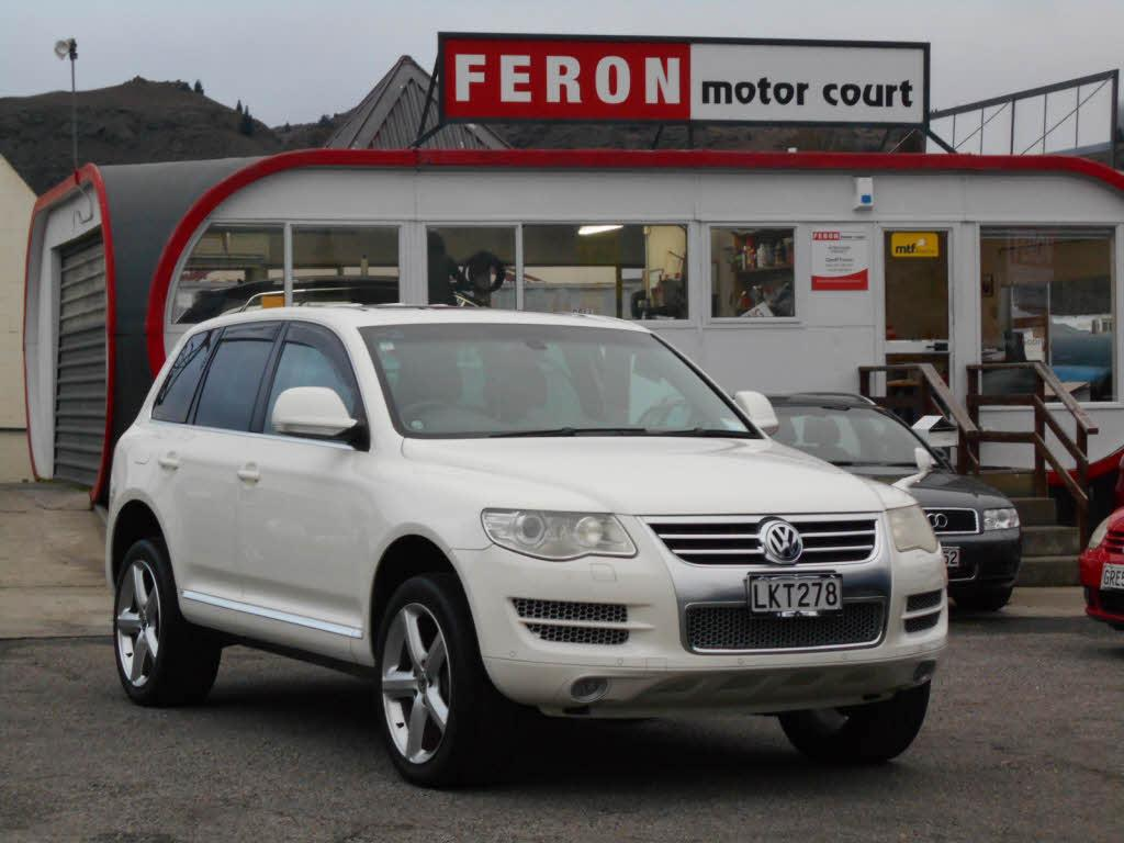 image-0, 2007 Volkswagen Touareg 4WD at Central Otago