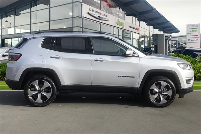 image-3, 2020 Jeep Compass Limited 2.4Lt Petrol at Christchurch