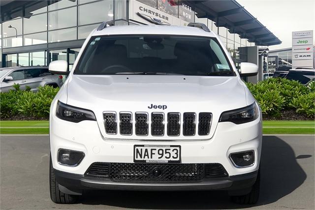 image-5, 2020 Jeep Cherokee Limited 3.2Lt Petrol at Christchurch
