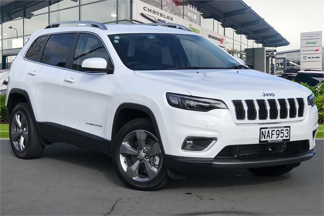 image-0, 2020 Jeep Cherokee Limited 3.2Lt Petrol at Christchurch