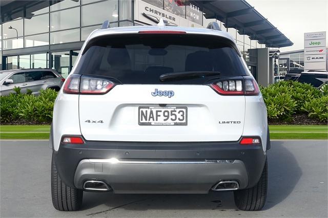 image-6, 2020 Jeep Cherokee Limited 3.2Lt Petrol at Christchurch