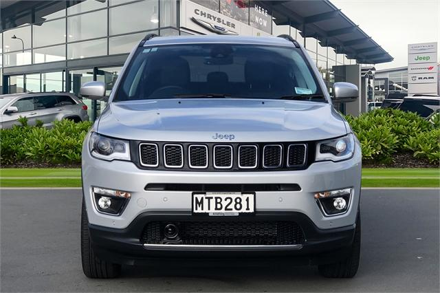 image-5, 2020 Jeep Compass Limited 2.4Lt Petrol at Christchurch