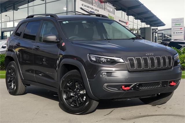 image-0, 2021 Jeep Cherokee Trailhawk 3.2Lt Petrol at Christchurch