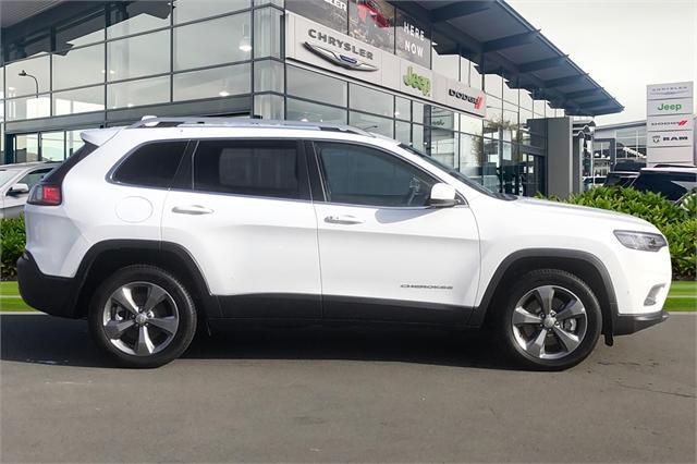 image-3, 2020 Jeep Cherokee Limited 3.2Lt Petrol at Christchurch