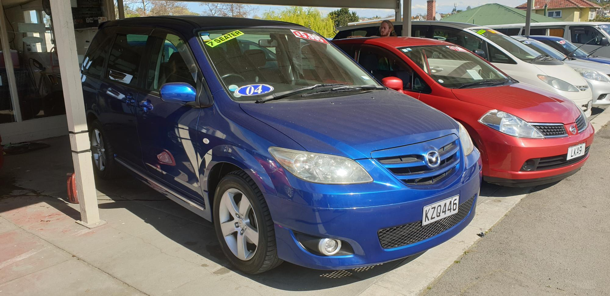 image-0, mazda mpv 7 seater at Timaru
