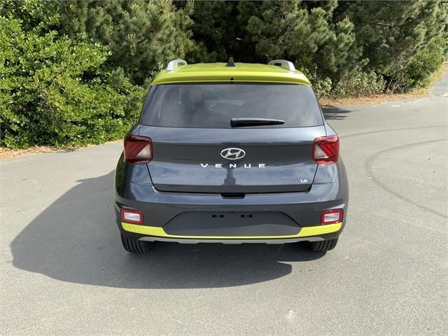 image-10, 2021 Hyundai Venue 1.6 2wd Elite A6 at Dunedin