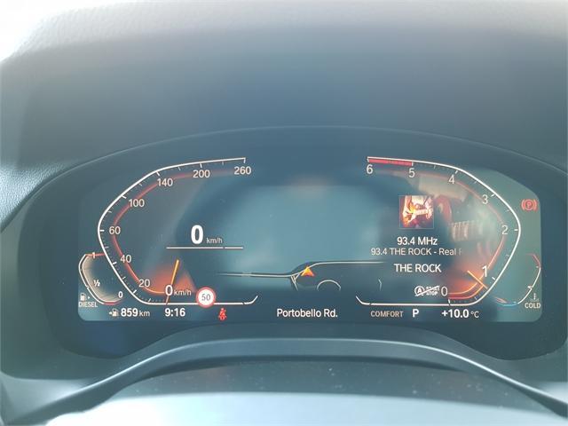 image-14, 2020 BMW X3 Series G01 SAV xDrive20d xLine +Innova at Dunedin