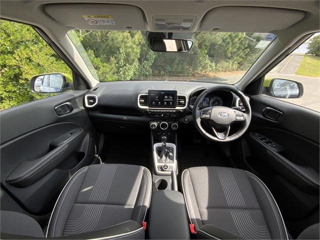 image-11, 2021 Hyundai Venue 1.6 2wd Elite A6 at Dunedin