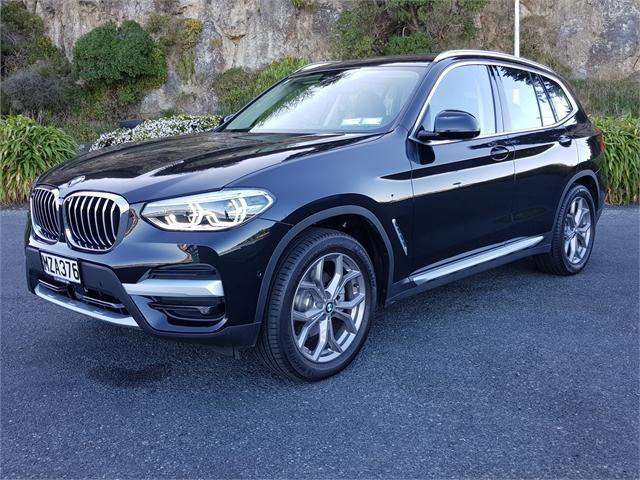 image-0, 2020 BMW X3 Series G01 SAV xDrive20d xLine +Innova at Dunedin