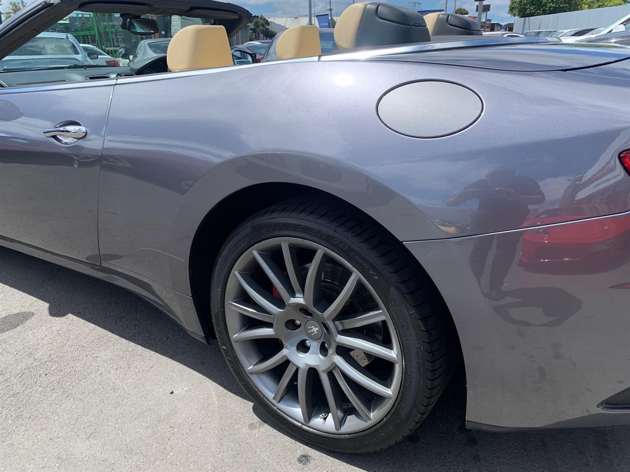 image-4, 2012 Maserati GranCabrio 4.7 V8 Roadster at Christchurch
