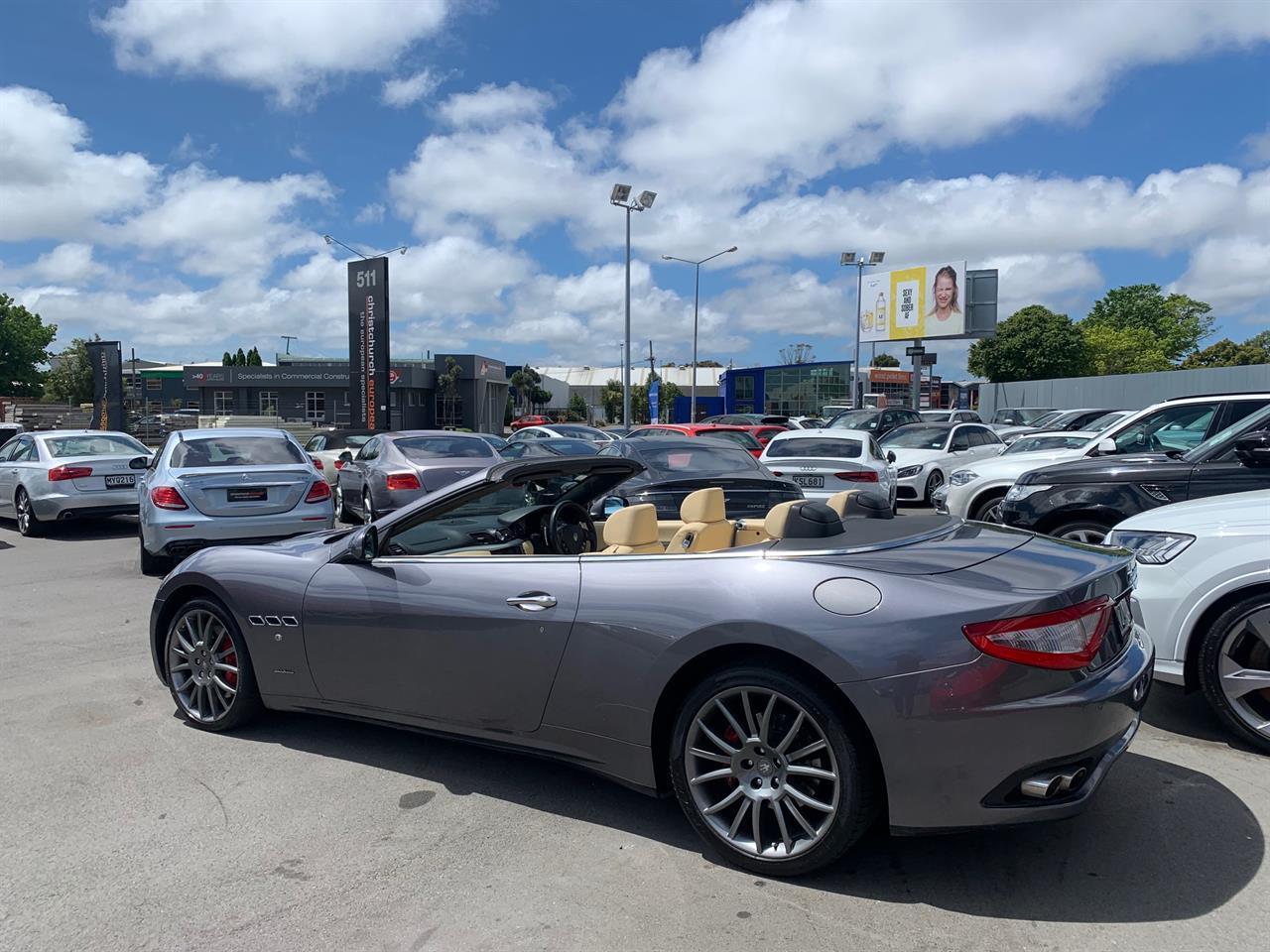 image-2, 2012 Maserati GranCabrio 4.7 V8 Roadster at Christchurch
