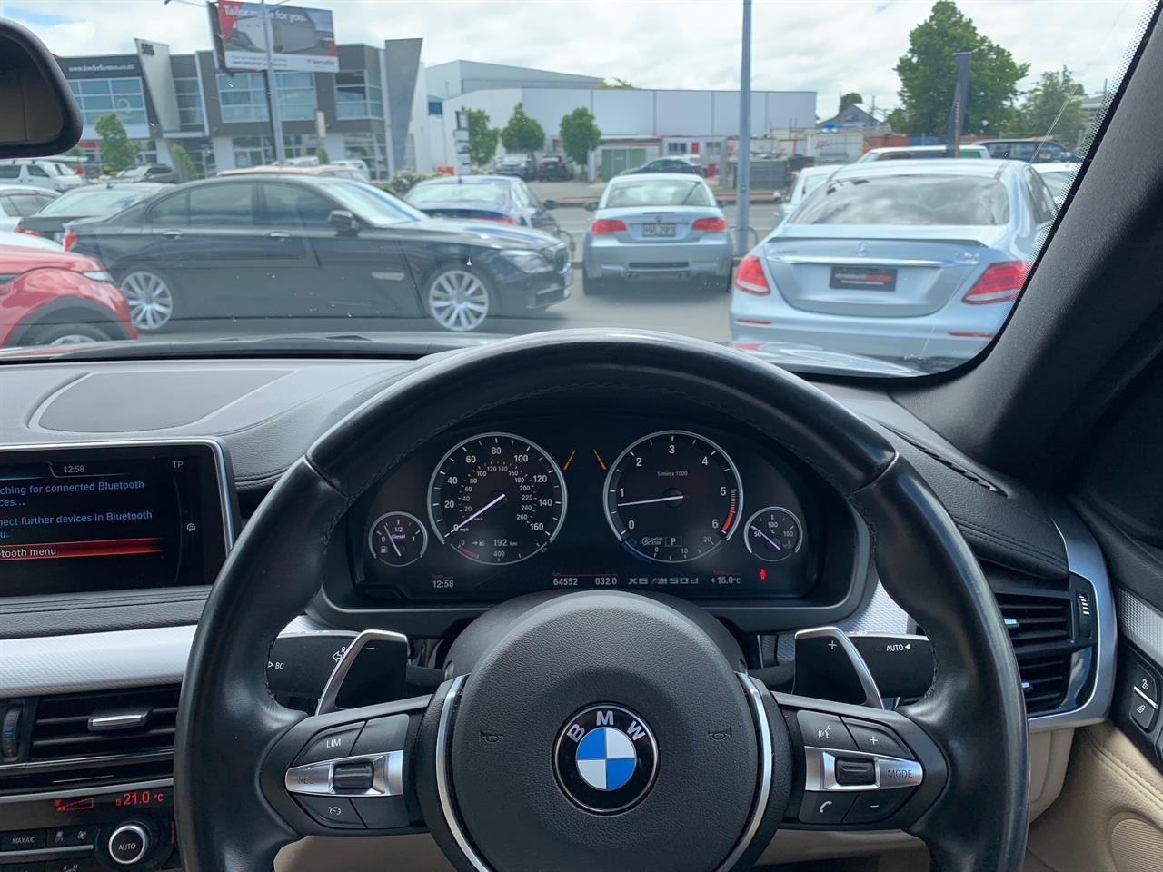 image-17, 2015 BMW X6 50d Triple Turbo Motorsport Coupe at Christchurch